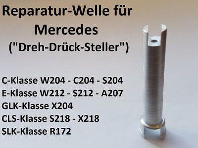 Für Mercedes-Benz Welle Achse Stift Comand Controller Drehknopf W204 C-Klasse