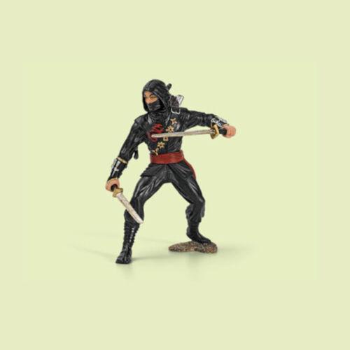 """Schleich-NEUF dans neuf dans sa boîte-Comme neuf dans boîte!!! 70069 /""""Le Mystérieux Ninja/"""""""