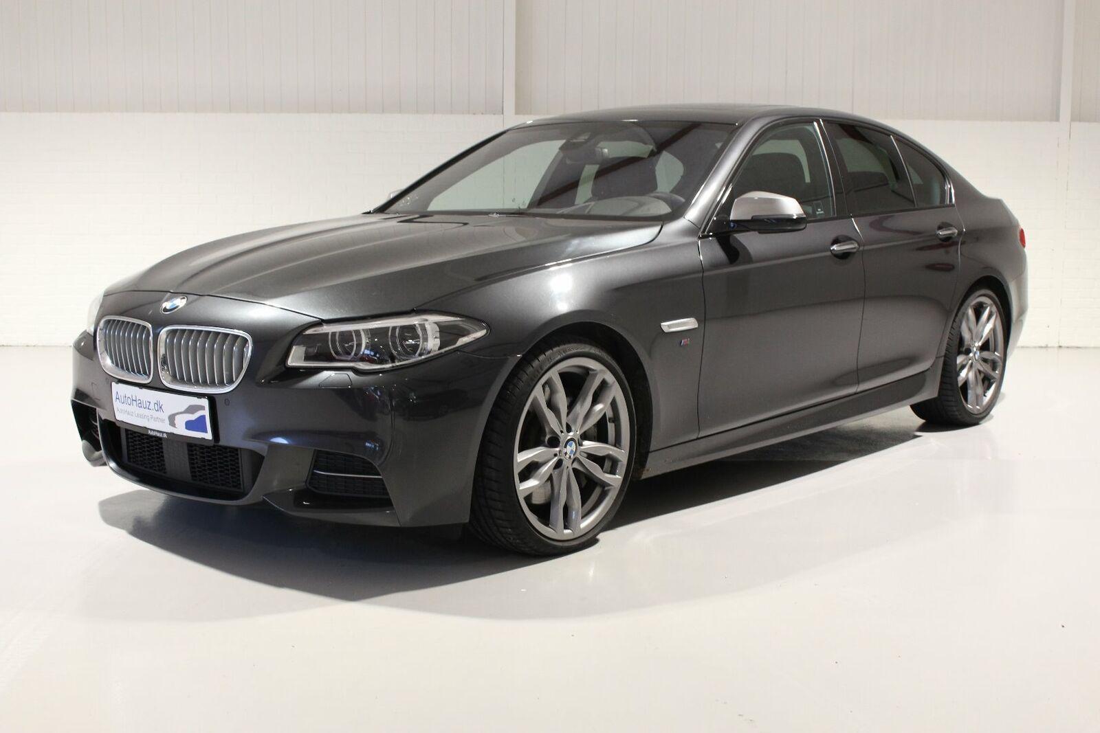 BMW M550d 3,0 xDrive aut. 4d - 1.999 kr.