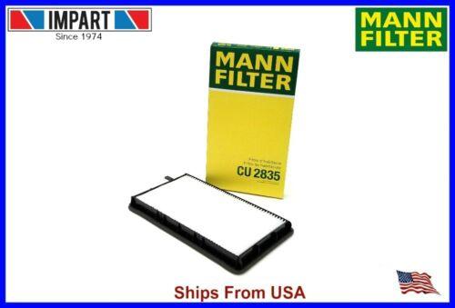 BMW Cabin Fresh Ari Filter 64 11 9 069 895 MANN CU2835