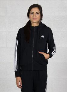 best sneakers c59f6 fe9e0 Adidas Felpa da Donna Nera S97059 Nero S. Informazioni su questo prodotto.  Fotografie predefinite  Foto 1 di 2  Foto 2 di 2. Fotografie predefinite