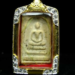 Rare Old ,Phra Somdej Toh Wat Rakhang .Champion Condition!!,Real Micron Case