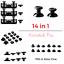 PS4-amp-XBOX1-Controller-Thumbsticks-14in1-Austauschbare-Aimsticks-in-versch-Hoehen Indexbild 1