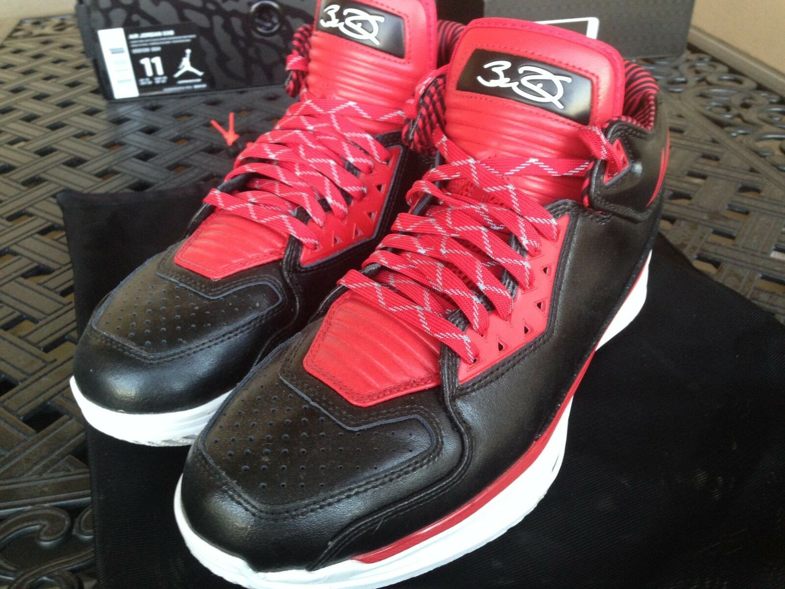 LI-NING WAY OF WADE (WOW) 2  ANNOUNCEMENT  size 11.5   Lining WOW2 black