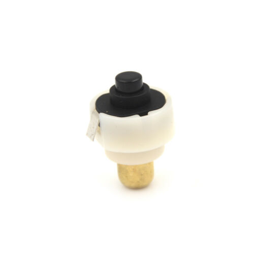 2Pcs LED Flashlight Push Button Switch ON// OFF Electric Torch Tail Switch*NBRIC