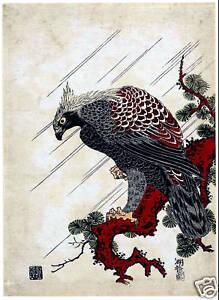 Repro Japanese Woodblock Print by Isoda Koryusai