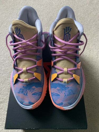 """Kyrie 7 """"Expressions"""" Basketball Shoe Men's 8"""