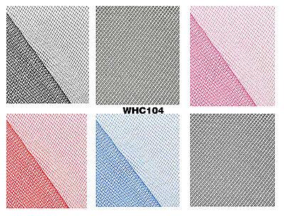 "Small Weave Crinoline Fabric.  54""W x 5 yards"