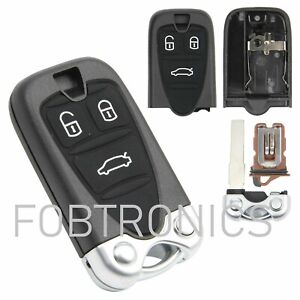 Fits-Alfa-Romeo-159-BRERA-SPIDER-3-Button-Fob-Remote-Key-Case-A85