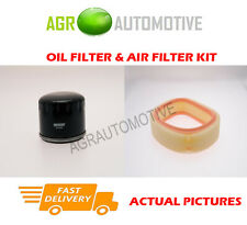 PETROL SERVICE KIT OIL AIR FILTER FOR RENAULT CLIO 1.4 77 BHP 1990-98