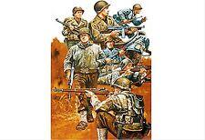Tamiya 35048, 1:35, US Army Infantery, 8 Figuren, WWII,GMKT World War II,Plastik