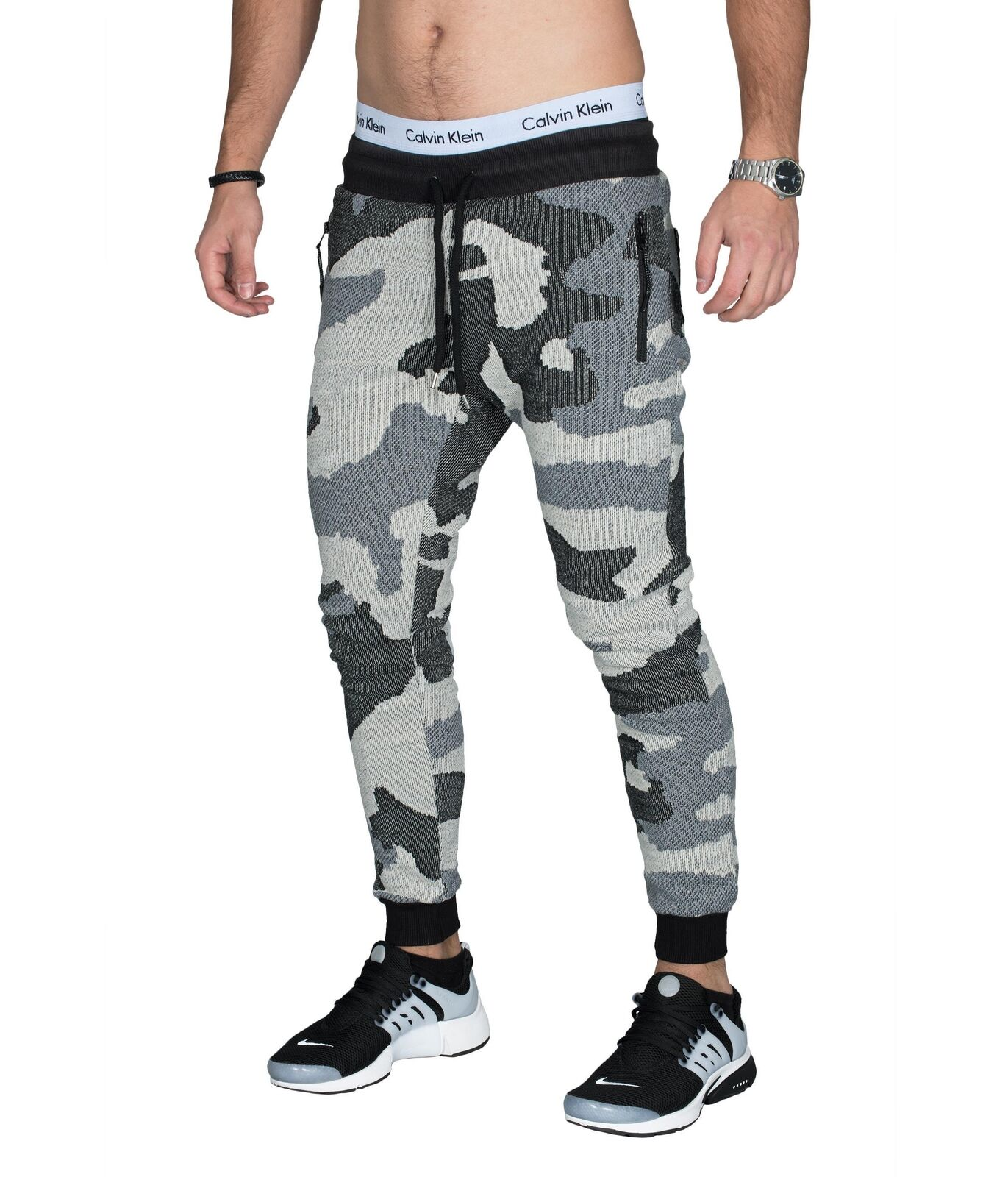 BetterStylz CARPARBZBZ Jogginghose Slim Fit Sporthose Sweatpants Jogger Fitness