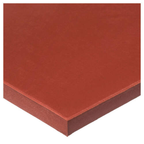 """Details about  /GRAINGER APPROVED BULK-RS-S40-243 Rubber,Silicone,3//32/""""Thick,36/""""x12/"""",40A"""