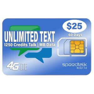 Unlimited-Text-SIM-Card-2G-3G-4G-LTE-Nationwide-60-Day-Wireless-Service