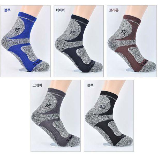 Traban Mens shoes Winter Athletic Sports Socks, Outdoor, Hiking, Cycling Korea