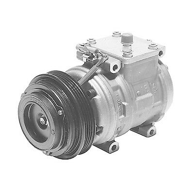 DENSO 471-1218 New Compressor And Clutch