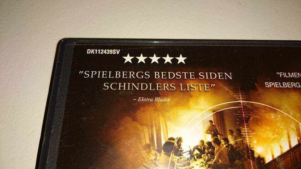Münich, DVD, action