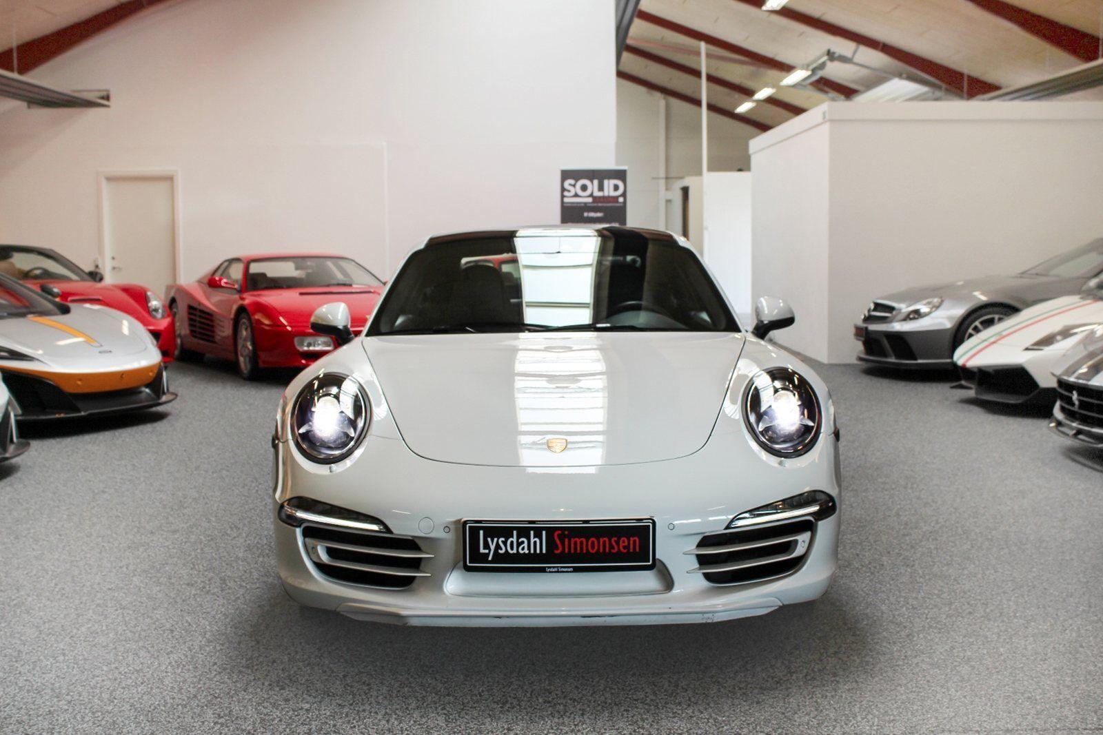 Porsche 911 Carrera 4 3,4 Coupé PDK 2d