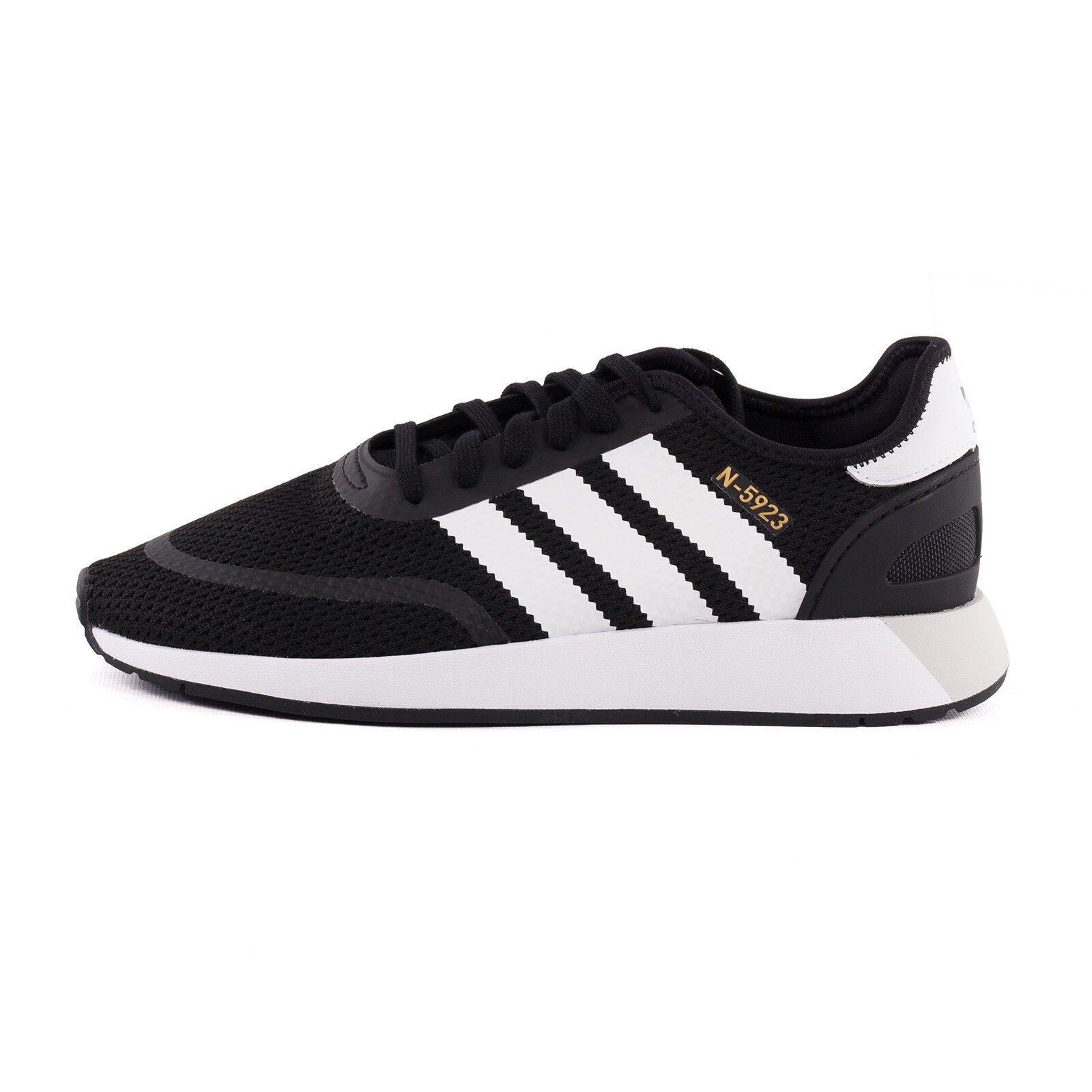 Adidas N-5923 Schuhe unisex Sneaker schwarz weiss 51338