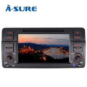 "Für BMW E46 3er 318 320 325 Coupe 7"" GPS DVD Navigation Autoradio USB Stereo MP3"