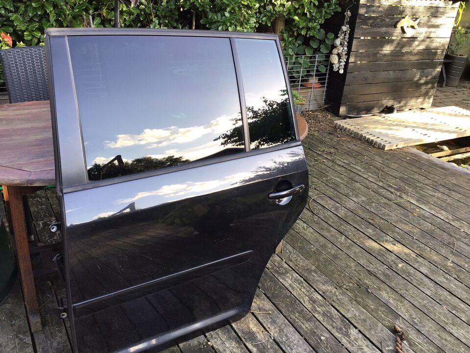 Plade- og karosseridele, Døre, VW Touran