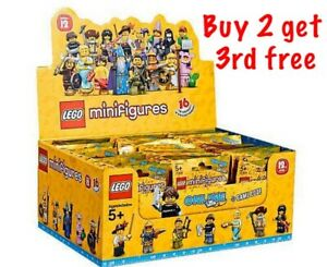 Lego-Minifigures-Series-12-71007-RARE-choose-your-minifigure