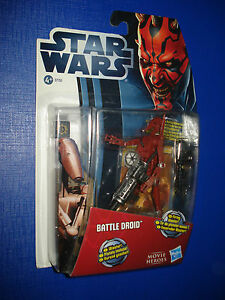 STAR-WARS-BATTLE-DROID-Red-ACTION-FIGURE-2012-MOC-NEW