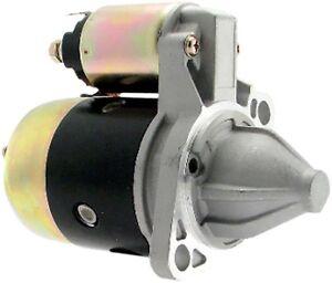 Motor de arranque apilador forklift Hyster Mazda vu m4 Capricornio Yale Jungheinrich sumitom