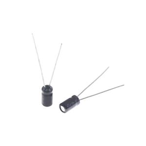 Details about  /100pcs 10v 47uf 10volt 47mfd 105c aluminum electrolytic capacitor 4×7mm