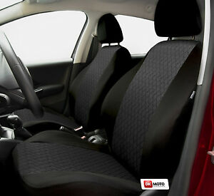 Image Is Loading Universal Seat Covers Full Set Fits VW Polo