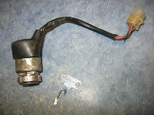 ignition key switch 1973 honda cb350 cb350f four 73 ebay. Black Bedroom Furniture Sets. Home Design Ideas