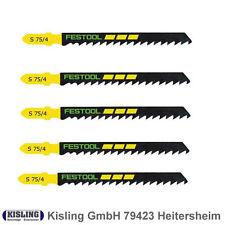 25 Festool Stichsägeblätter S 75/4 486962 K810808