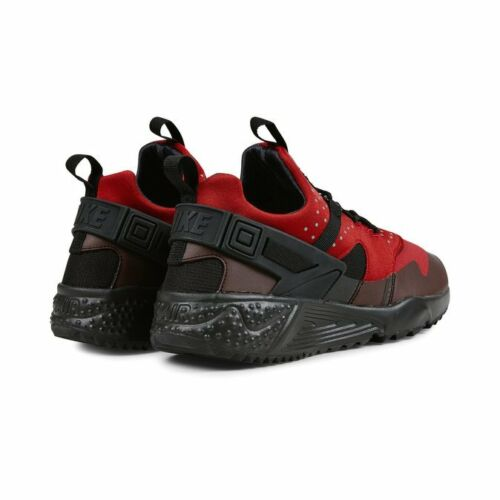 Gym Huarache Baskets noir Sport 5 806807600 Nike Air Rouge Rare Uk8 SqaffY