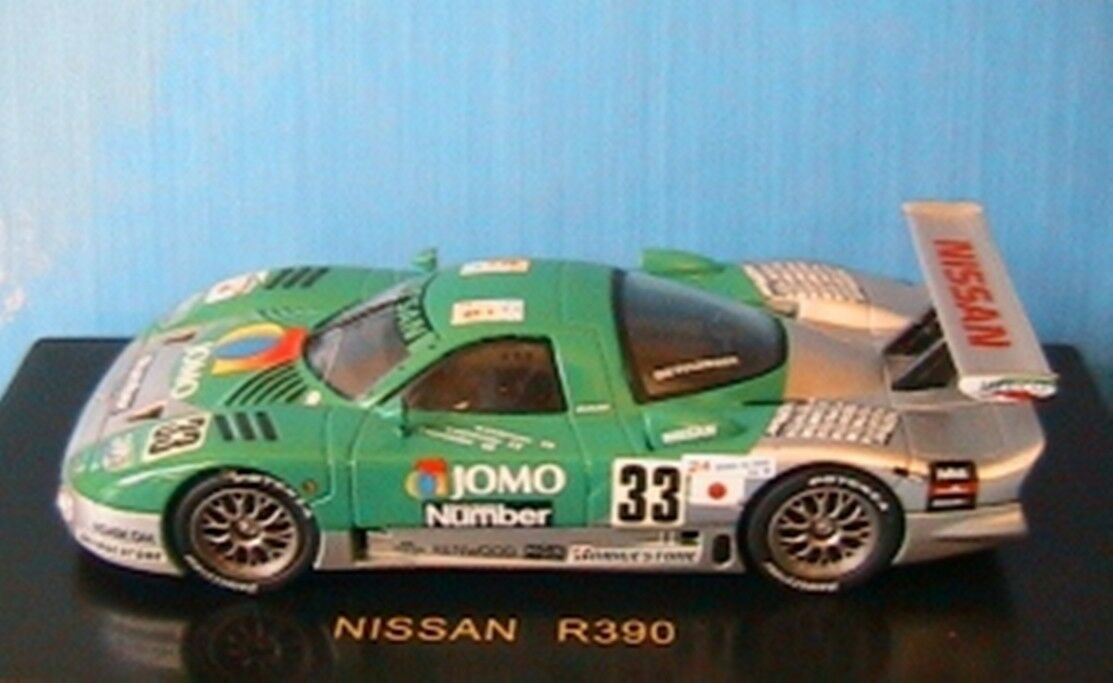 NISSAN R390 GT1 GT1 GT1  33 NISMO JOMO 24 HEURES MANS 1998 1 43 9c0f4a