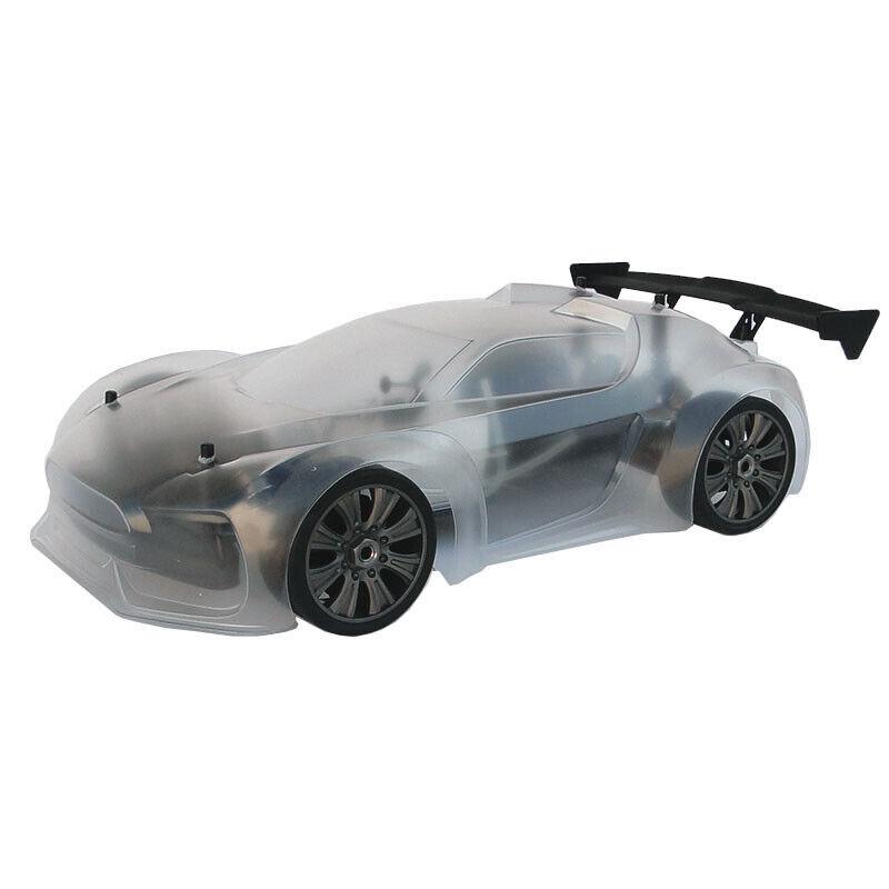HYPER VT VT VT 1 8 de carretera 4wd Nitro Gt 80% Kit con 2-SPEED Transmisión  HB-VT  Entrega directa y rápida de fábrica