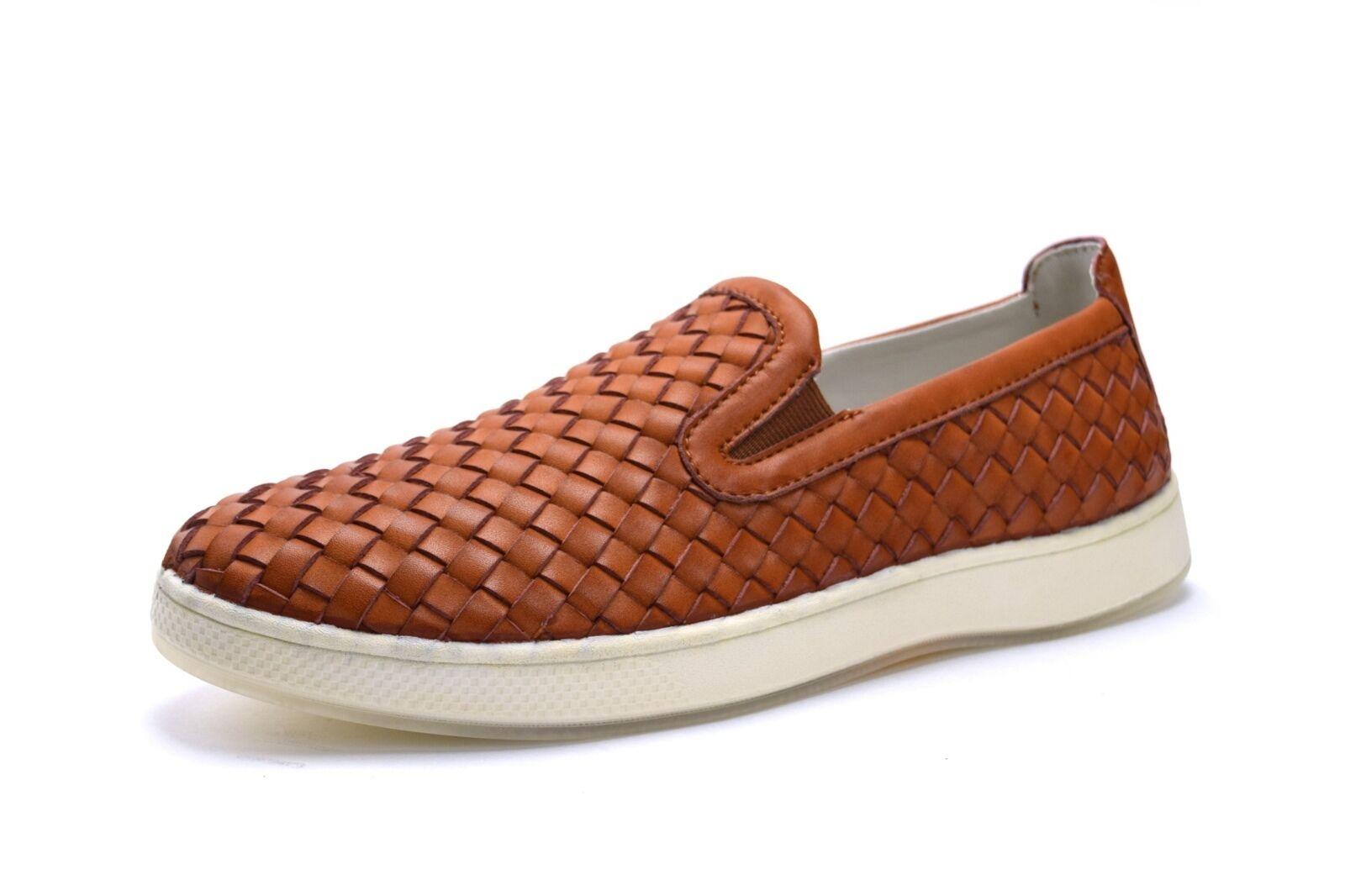 AUREUS HENSON Cognac Slipon Casual shoes AUM2028