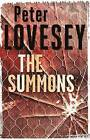 The Summons by Peter Lovesey (Paperback, 2014)