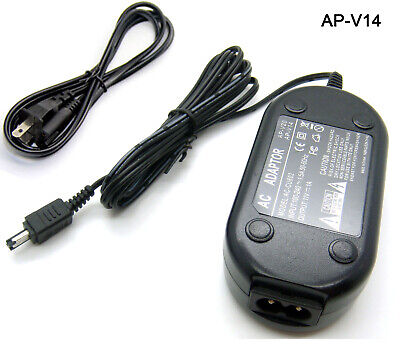 GZ-MG555 GZ-MG555U Camcorder with USA Cord /& Euro Plug Adapter HQRP Replacement AC Adapter//Charger for JVC Everio GZ-MG505 GZ-MG505U