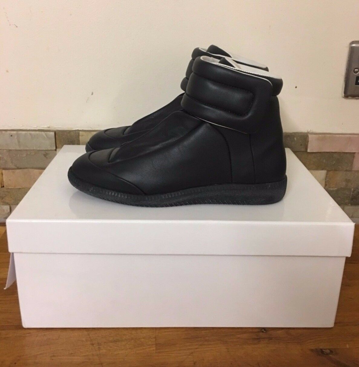 MAISON MARTIN MARGIELA  Future High Top Trainers Sneakers Size Size Size UK 3 EU 36 5047c0