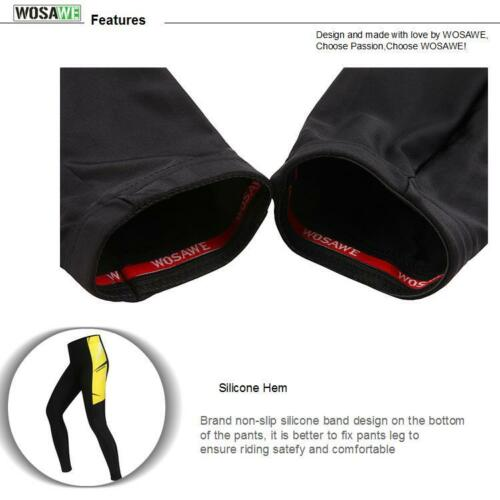 Men Team Cycling Bike Bicycle Clothing Suit Long Sleeve Jersey/&Padded Pants Set