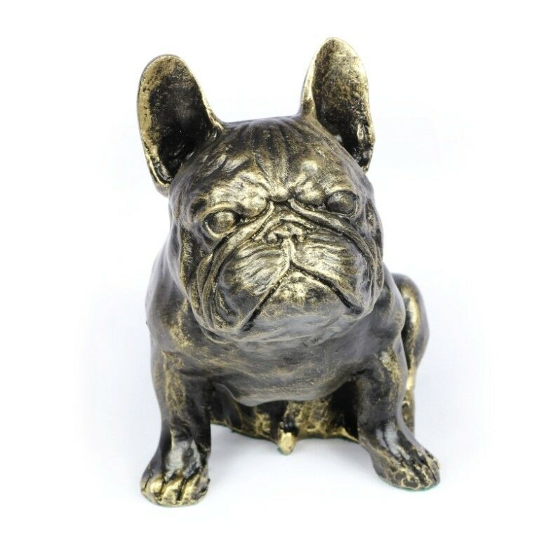 French Bulldog - dog resin figurine, high high high quality, Art Dog 9d7e2f
