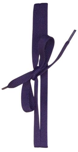 BLUE REEF Laces Flat Knit Shoe Boot Sports Pumps Trainer Plain Lace 120cm 2018