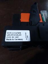 NEW Siemens LZX:PT5B5R24 Relay 24VAC 4CO LZXPT5B5R24 Lot of 2