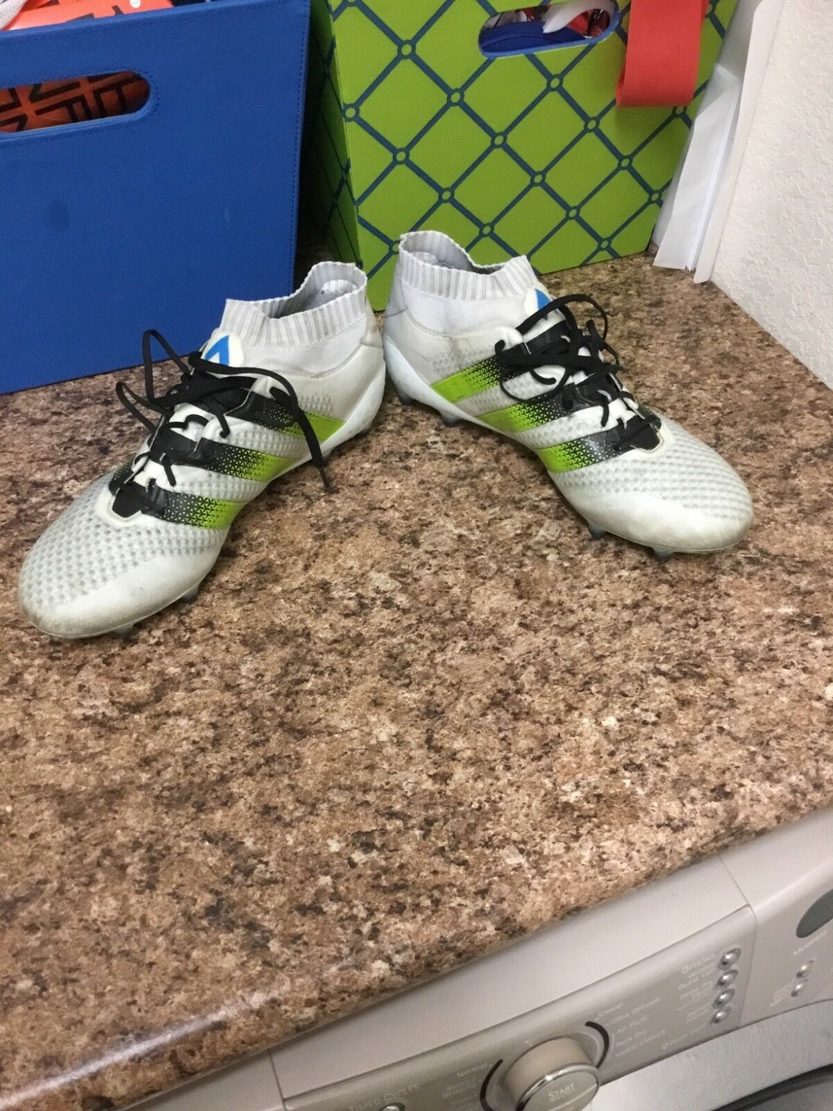 the best attitude 71072 18cab ... adidas ace 16.1 16.1 16.1 fg Size 10 Men s soccer cleats 291eef ...