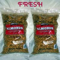 Kirkland Signature Whole Supreme Almonds 2 X 3 Lbs ( 96 Oz ) Raw