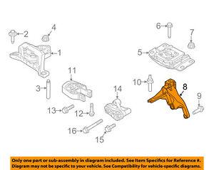 Ford Focus Engine Mount Diagram on
