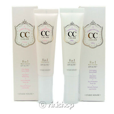 [ETUDE HOUSE] Correct & Care CC Cream 35g rinishop