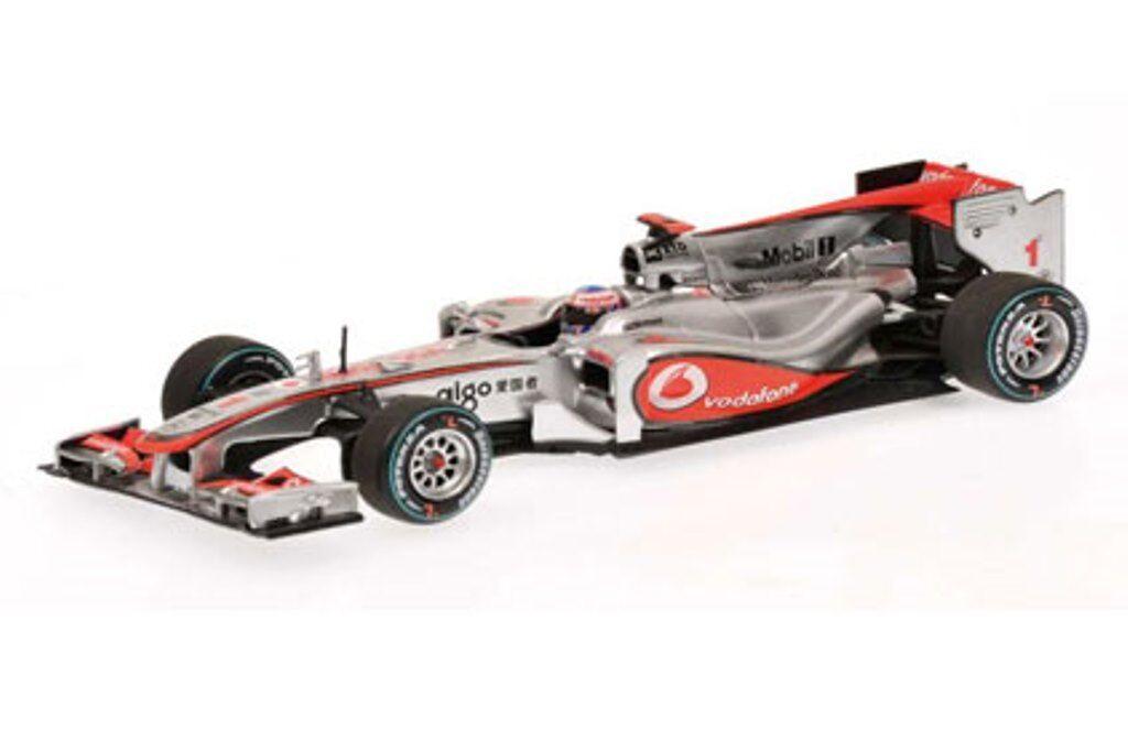 Minichamps 530 104311 Vodafone McLaren MP4-25 métalliques voiture gagnant bouton 1 43
