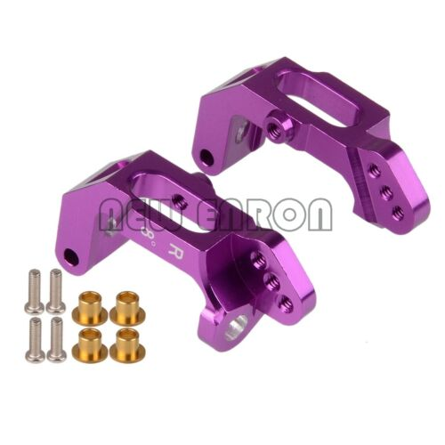 85076 Aluminum Front Knuckle Arm Upright Set for HPI Nitro RS4 MT2 G3.0 18SS KIT