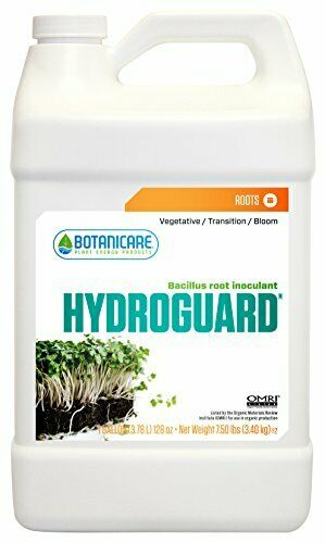 Hydroguard Bacillus Root Inoculant Concentrate for Garden (1-Gallon)